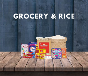Grocery & Rice